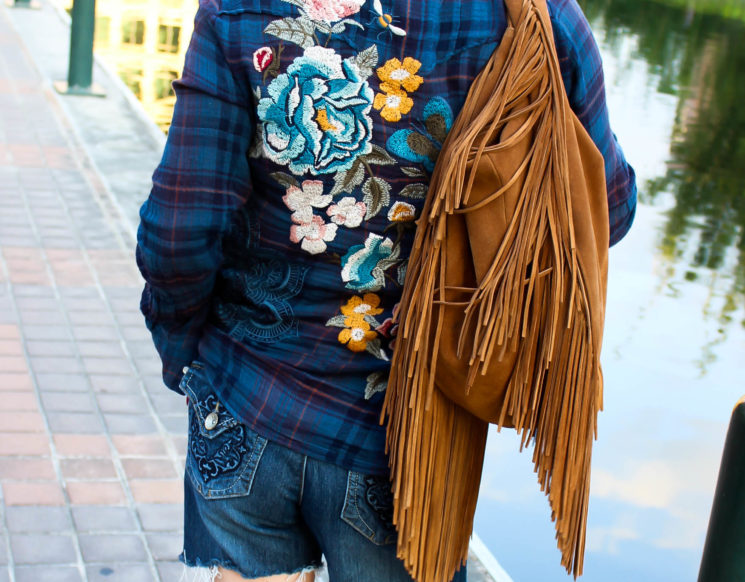 Elodie bag, fringe bag, Johnny Was, Embroidery, Luxor Living and Style, Johnny Was in The Woodlands, Houston, Texas, style, blogger,